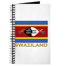 Swaziland Flag Gear Journal