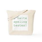 Testes Tote Bag