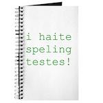 Testes Journal