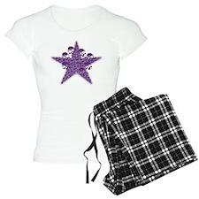 Star Skull Pur Pajamas