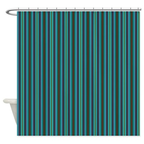Shower Curtains - Striped | Wayfair