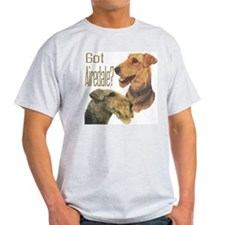 """Got Airedale?"" T-Shirt"