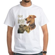 """Got Airedale?"" Shirt"