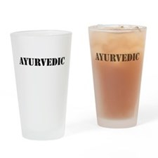 Ayurvedic Drinking Glass
