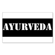 Ayurveda Decal