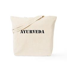 Ayurveda Tote Bag