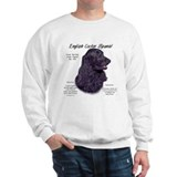 Black English Cocker Spaniel Jumper