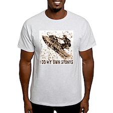 Jetski - Stunts Ash Grey T-Shirt