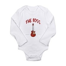 Cute Bruce Long Sleeve Infant Bodysuit