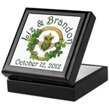 Liz & Brandon Keepsake Box