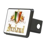 ireland.png Rectangular Hitch Cover
