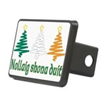 Merry Christmas.png Rectangular Hitch Cover