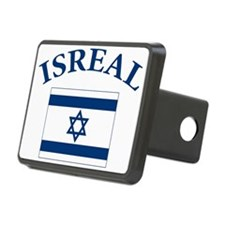 I love Isreal Hitch Cover