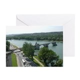 Le Pont d'Avignon Greeting Cards (Pk of 10)