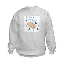Challah at your peeps! Sweatshirt