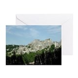 Les Baux 4 Greeting Cards (Pk of 10)