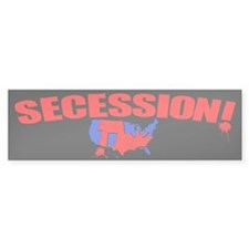 Secession! Bumper Sticker