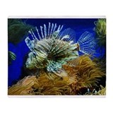 Lion fish.jpg Throw Blanket