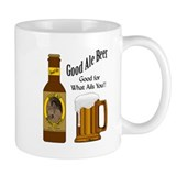 Good Ale Small Mug