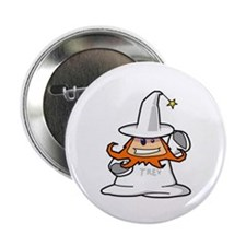 Magical Trevor Button Badge (Single) 2.25""