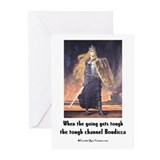 Boudi Call Greeting Cards (Pk of 10)