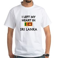 I Left My Heart In Sri Lanka Shirt