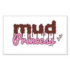 Mud princess Decal