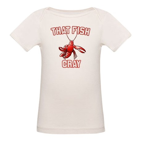 That Fish Cray Organic Baby T-Shirt