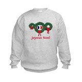 France Christmas 2 Sweatshirt