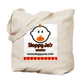 Cool Sloppy joes Tote Bag