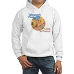 Telegraph Pass Painting Hooded Sweatshirt