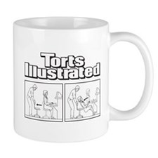 Torts Illustrated Mug