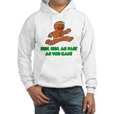 Run As Fast As You Can Hoodie
