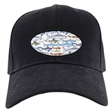 School of Sharks 1 Baseball Hat