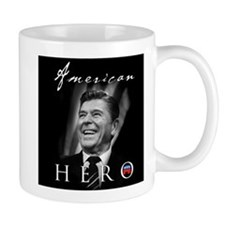 Unique I love ronald reagan Mug
