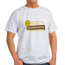 Welcome to Brownbackistan T-Shirt