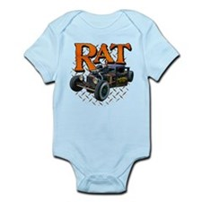Diamond Plate RAT Infant Bodysuit