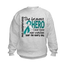 Bravest Hero I Knew PKD Sweatshirt