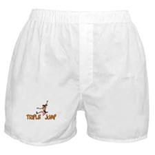 Cute Tracking Boxer Shorts