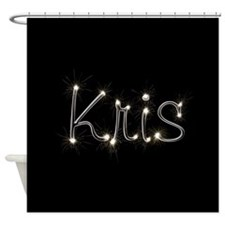 Kris Spark Shower Curtain