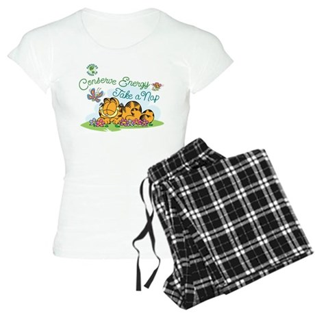 Conserve Energy Women's Light Pajamas
