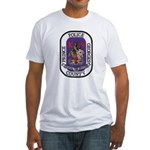 Prince Georges k9 Bomb Fitted T-Shirt