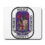Prince Georges k9 Bomb Mousepad