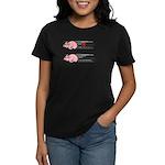 Thistle - MacDuff Women's V-Neck T-Shirt