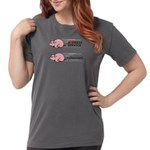 Thistle - MacDuff Organic Women's Fitted T-Shirt