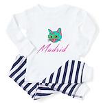 Thistle - MacDuff baby blanket