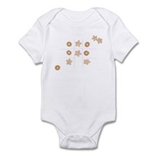 Tic-tac-toe Infant Bodysuit