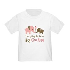 Big Cousin - Elephant T-Shirt
