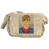 Michael Yoons School Photograph Messenger Bag