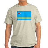 Aruba Ash Grey T-Shirt